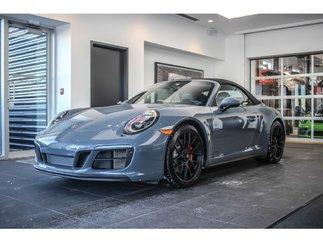 Porsche 911 Carrera 4 GTS PDLS+ PDCC BOSE 2018