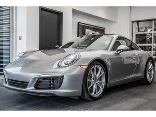 Porsche 911 2018 Porsche 911 - Carrera 4S Coupe 2018