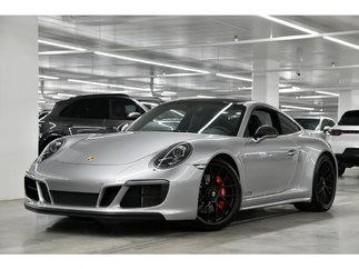 Porsche 911 Carrera 4 GTS 2018
