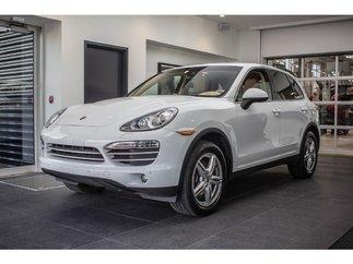Porsche Cayenne Platinum Toit ouvrant Garantie 2 ans 2014