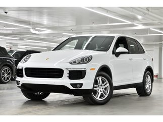 Porsche Cayenne - 2016