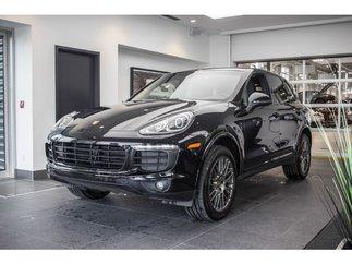 Porsche Cayenne Platinum Panoramic 2018