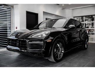 Porsche Cayenne Turbo MRSP 175440$ 2019