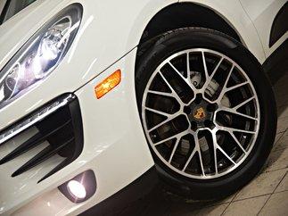 Porsche Macan S Panoramque Premium Package Plus 2017