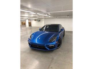 Porsche Panamera Sport Turismo Turbo Turbo 2018