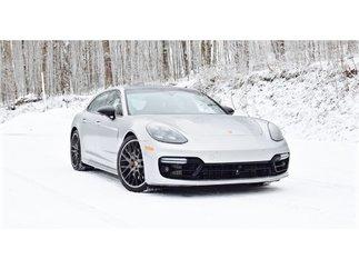 Porsche Panamera Sport Turismo 4S  DEMO - TOUTE ÉQUIPÉ 2018