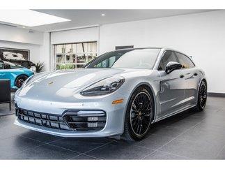 Porsche Panamera Sport Turismo 4S  - Sport Exhaust Sport Design 2018