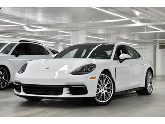 Porsche Panamera 4 2018