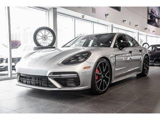 Porsche Panamera Turbo AWD - PDK - Premium Package Plus 2018