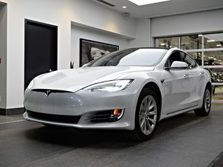 Tesla S 90D - 2017