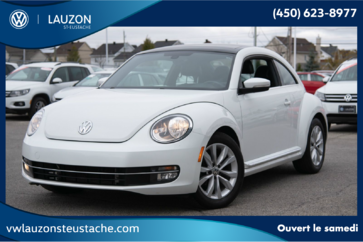 Volkswagen Beetle Coupe 1.8 TSI Comfortline+Cuir+Toit+Bluetooth41545 2015