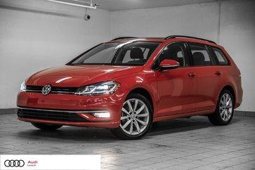 Volkswagen GOLF SPORTWAGEN COMFORTLINE 4 MOTION 2018