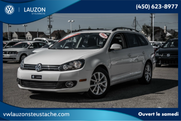2013 Volkswagen Golf wagon TDI+Comfortline+Bluetooth