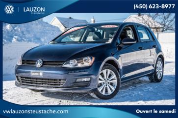 Volkswagen Golf 1.8 TSI Comfortline+A/C+Groupe Electrique 2015