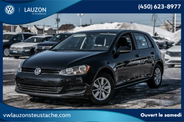 Volkswagen Golf Trendline A/C+Groupe Electrique+Bluetooth 2015