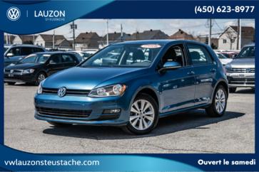 Volkswagen Golf Comfortline Cuir+A/C+Groupe Electrique+Bluetooth 2015