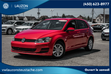 Volkswagen Golf Trendline - Groupe électrique 2015