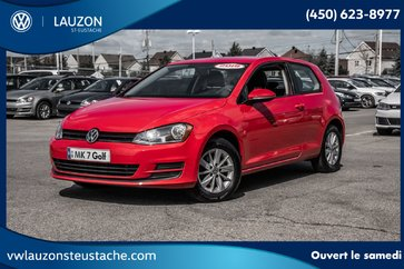 Volkswagen Golf 1.8TSI Trendline Groupe Électrique- Bluetooth 2015