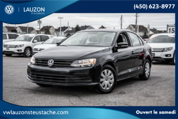 Volkswagen Jetta Sedan 1.8 TSI Trendline+ A/C+Groupe Electrique+Bluetooth 2015
