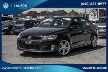 Volkswagen Jetta Sedan GLI Cuir+Toit+Bluetooth+Camera 2015