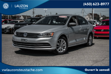 Volkswagen Jetta Sedan Trendline+ A/C+Groupe Electrique+Bluetooth 2015