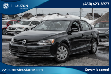 Volkswagen Jetta Sedan 1.4 TSI Trendline+ A/C+Groupe Electrique+Bluetooth 2016