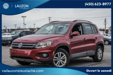 Volkswagen Tiguan Trendline 4Motion+A/C+Groupe Electrique+Bluetooth 2015