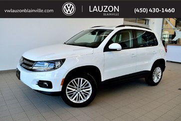 Volkswagen Tiguan Special Edition, toit ouvrant 2016