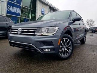 Volkswagen Tiguan Comfortline +4MOTION 2019