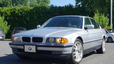 BMW 7-Series 740I TOUT ÉQUIPÉ-DU LUXE A PETIT PRIX 1995