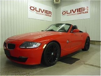 BMW Z4 2dr Roadster 3.0i 2008