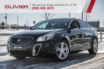 Buick Regal GS w/1SX 2012