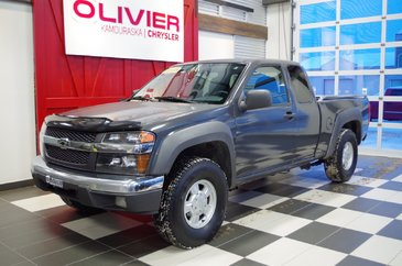 Chevrolet Colorado ATTACHE REMORQUE, MAGS, LECTEUR CD 2007