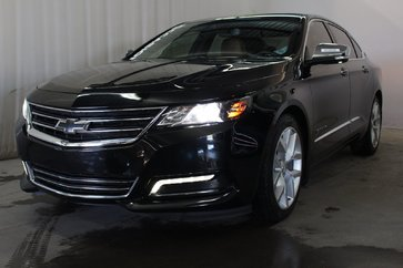 2015 Chevrolet Impala LTZ, Jamais accidente, Bas KM, Camera de recul