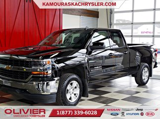 Chevrolet Silverado 1500 LT 6 PLACES, MAGS, BLUETOOTH, CAMERA DE RECUL 2017