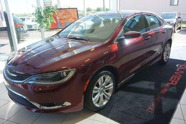 2015 Chrysler 200 Limited-BAS KILO-COMME NEUF-TOUT ÉQUIPÉ