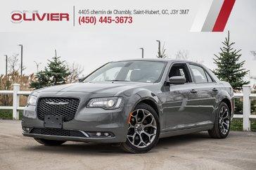 Chrysler 300 300S WOW ULTRA CLEAN MAGS NAV CAMÉRA TOIT CUIR A/C 2018