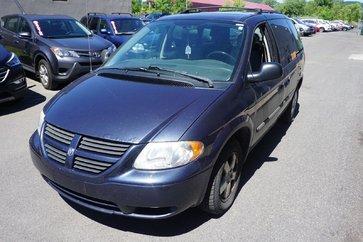 Dodge Caravan SXT-VENDU TEL QUEL 2007