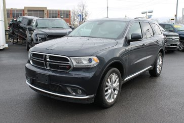 2016 Dodge Durango Limited; Jamais accidenté; 7 passagers