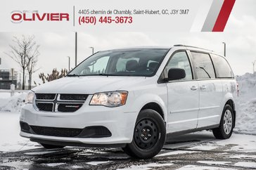 Dodge Grand Caravan SXT**STOW N GO+7 PASSAGERS+BLUETOOTH+A/C 2016