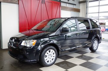 Dodge Grand Caravan SXT, BLUETOOTH, UCONNECT,A/C 2017