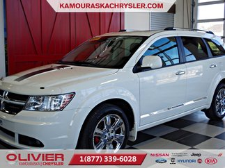 Dodge Journey R/T AWD, ATTACHE REMORQUE, TOIT OUVRANT 2011