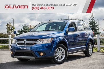 Dodge Journey SXT MAGS+DVD+AUTO+A/C+BLUETOOTH 2015