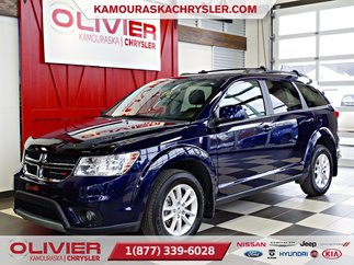 Dodge Journey SXT, bluetooth, lecteur CD, A/C bi-zone 2017
