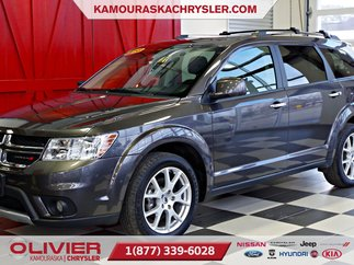 Dodge Journey GT, AWD, GPS, BLUETOOTH,DVD 2018