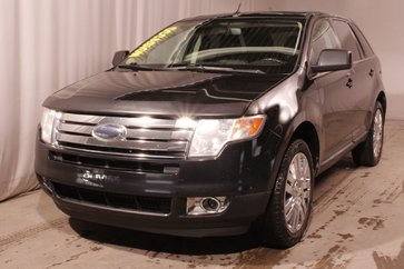Ford Edge Limited AWD CUIR TOIT PANO MAGS SONAR DE RECUL A/C 2010