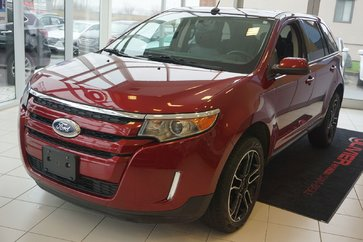 2013 Ford Edge SEL-AWD-CAMÉRA-TOIT PANO-BLUETOOTH