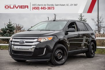 2014 Ford Edge Limited AWD+MAGS+8 PNEUS+CUIR+BLUETOOTH+CAMERA