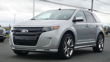 Ford Edge Sport-AWD-TOIT PANO-BLUETOOTH-ROUE 22 PO 2014