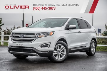 2016 Ford Edge SEL AWD CUIR GROSSE ÉCRAN MAGS BLUETOOTH A/C